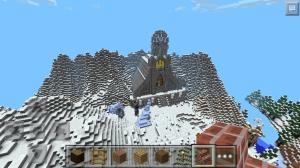 minecraft храм